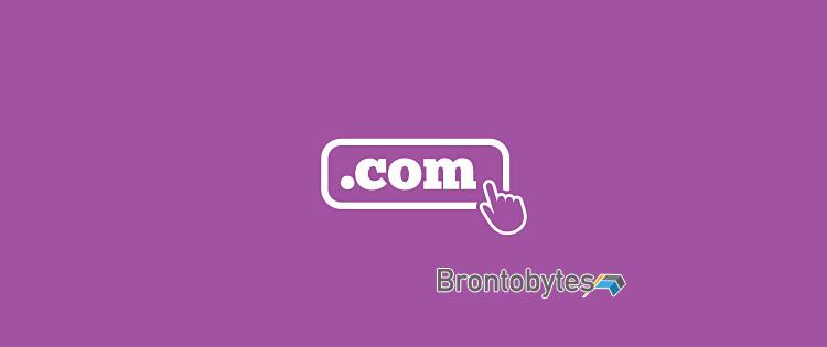 com domain name