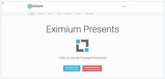 eximum joomla template