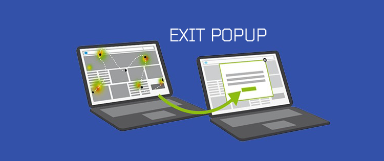 exit popup for wordpress