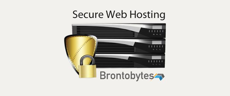 secure server hosting
