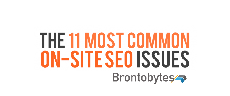 10+1 common SEO issues